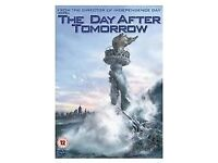 The Day After Tomorrow *R2, DVD* (ORIGINAL)
