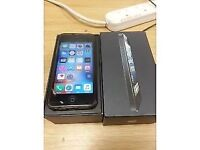 Iphone 5 on all networks in good condition 32GB comes with just the charger