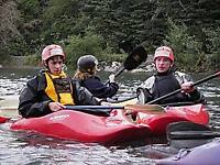 Tatshenshini Ex: Kayaking Level 1:Introduction to WW Kayaking