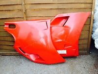 Ducati 916 replica side panels, Southbiourne