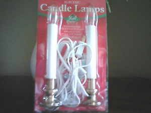 Plug-in Christmas Candles