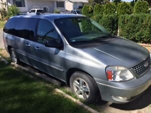 2007 Ford Other SEL Minivan, Van