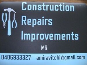 mr repair property RESTORE REPAIR REPLACE REPAINT COMPLETE Largs North Port Adelaide Area Preview
