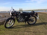 Black Skyteam Ace 125cc