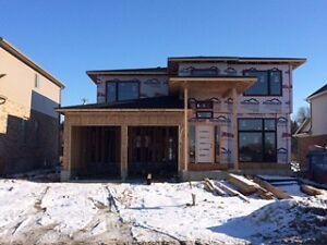 Modern design - Detached House For sale - under construction
