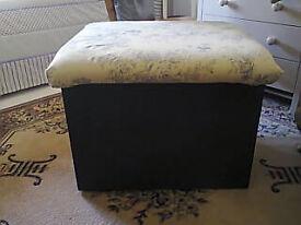 pretty storage seat/box