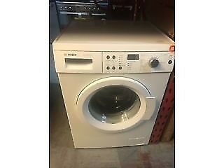 WHITE BOSCH WASHING MACHINEin Hockley, West Midlands - APPLIANCE IS RECONDITIONED/TESTED AND COMES WITH 3 MONTHS GUARANTEE WE ALSO DELIVER. PLEASE CONTACT US FOR FURTHER DETAILS 60 GREAT HAMPTON STREET HOCKLEY BIRMINGHAM B18 6EL 01215548844/07854350831