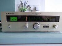 Stereo Radio Tuner - Technics Vintage FM/AM Stereo Radio Tuner