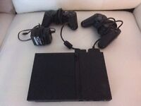 Sony Play Station 2 - perfect working order with 2 controllers