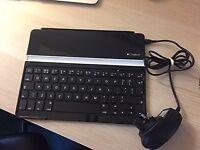 Logitech keyboard cover Ultra thin.
