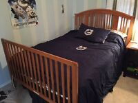 Simmons Crib 'N' More (Crib,Day Bed, Full Size Bed)