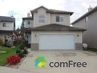 House for sale Fort Saskatchewan cul-de-sac