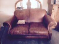 Leather Sofa, Classic style