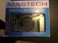 Mastech Digital Multimeter