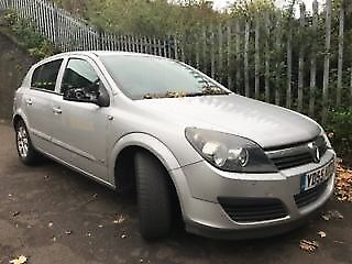 Vauxhall Astra Mk5 2004-2010 1248cc Diesel Silver - Z157 Breaking For Spares
