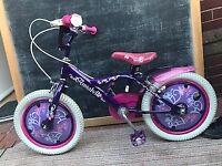 Kids 16 Inch Annabelle Bike for Girl
