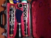 Clarinet - Yamaha YCL-26II