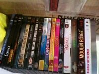 DVD Collection (21 Movies)