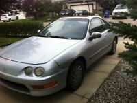 2001 Acura Integra Hatchback