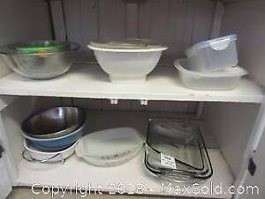Bakeware And Knives A