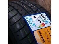 Tyres 195 55 16