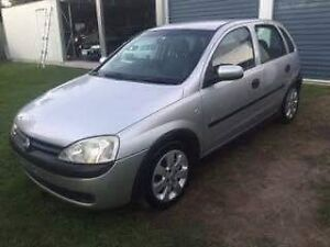 2004 Holden barina 5 door Kippa-ring Redcliffe Area Preview