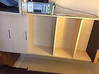 GOOD QUALITY SHELVING/FILING CABINET