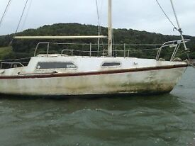 Sailing boat 21feet,Vivacity,