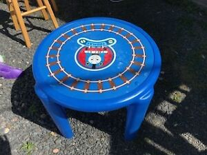 Thomas the Train Table- Adorable Addition to Your Outside Patio