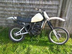 Yamaha it 250 900 obo