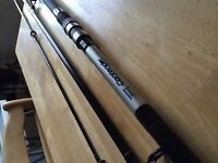 Shakespeare Contender 3.9m Beachcaster Rod - spares or repair