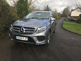 Mercedes GLE, 2015 (65 reg) Estate 27,000 miles 2.1L Automatic Diesel