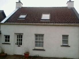 Silverburn steading cottage. Penicuik midlothian.