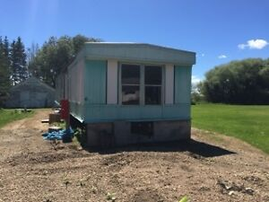 1974 mobile home to be moved