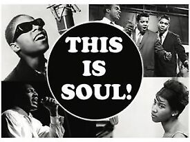 Female vocalist required for Soul/Motown/Function band in rehearsal