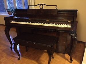 Upright Masson & Risch Piano to a Good Home