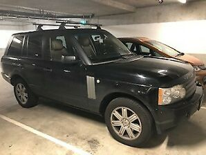 2007 Land Rover Range Rover HSE SUV, Crossover