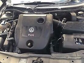 Genuine 1996-2005 Volkswagen Golf mk4 GT TDI FSI GT engine cover (GT TDI spec)