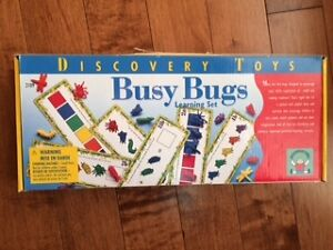 Discovery Toys Busy Bugs
