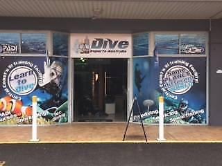 Dive Centre for sale located Erina NSW