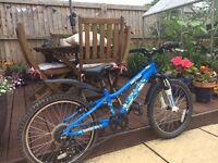 """Saracen Rufftrax Childs Mountain Bike 20"""""""