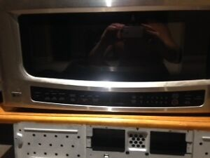 """LG 30"""" Above The Stove Microwave"""