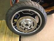 Used Street Glide Wheels