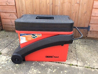 DRAPER - Expert Mobile Tool Box - with Wheels