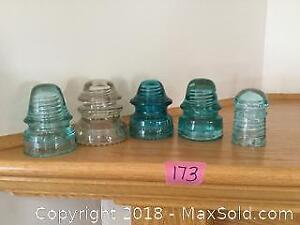 Telephone Wire Insulators B