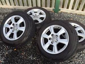 Audi Wheels and Rims A4 Original - Good Condition Glenorchy Glenorchy Area Preview