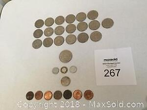 Coin Lot & TTC Subway Tokens