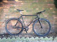 Foff.a fixie/single speed black £250