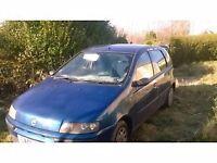 1.2 Fiat Punto ELX 5 door