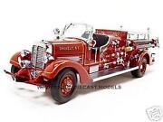 1/24 Fire Engine
